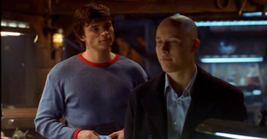 Smallville Tom Welling Michael Rosenbaum