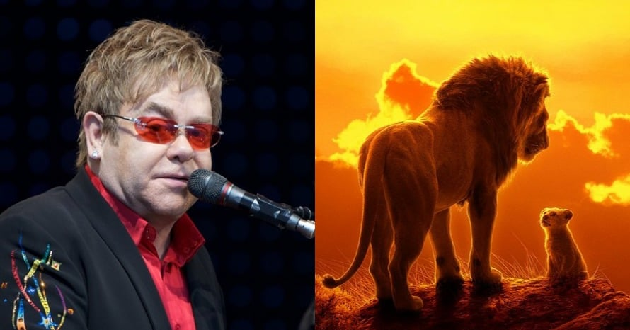 The Lion King Elton John