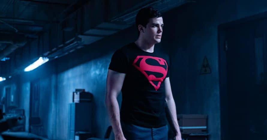 Titans Joshua Orpin Superboy