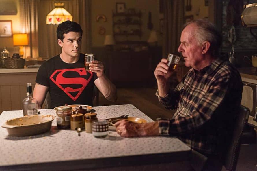 Titans Superboy Joshua Orpin Conner Seven