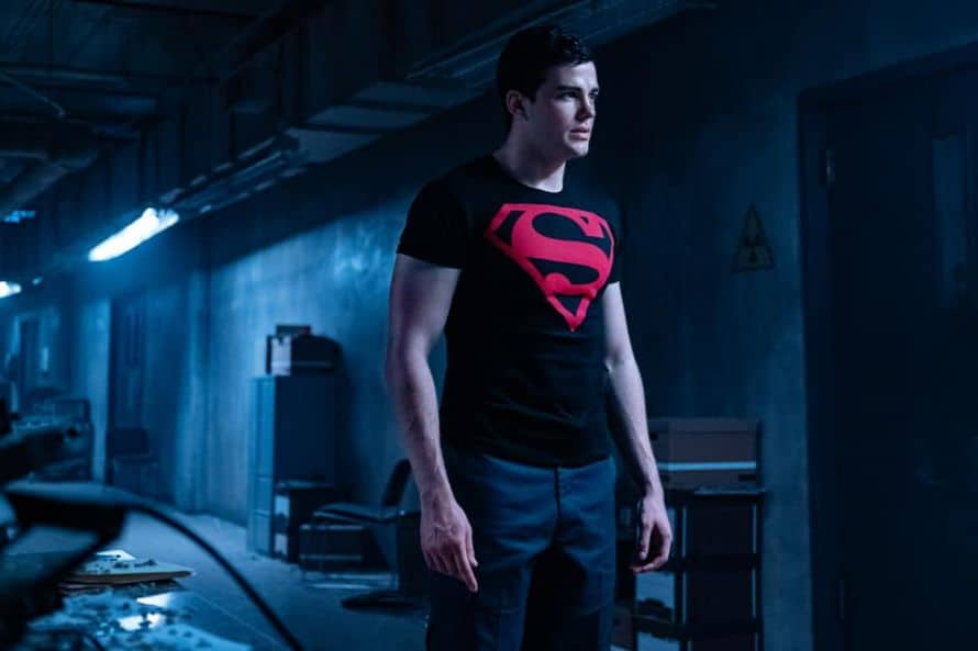 Titans Superboy Joshua Orpin Conner Three