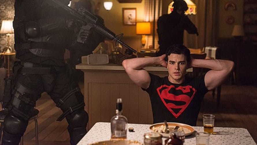 Titans Unveils New Photos From Joshua Orpin S Superboy Episode Heroic Hollywood See more ideas about joshua, titans, dc universe. joshua orpin s superboy episode