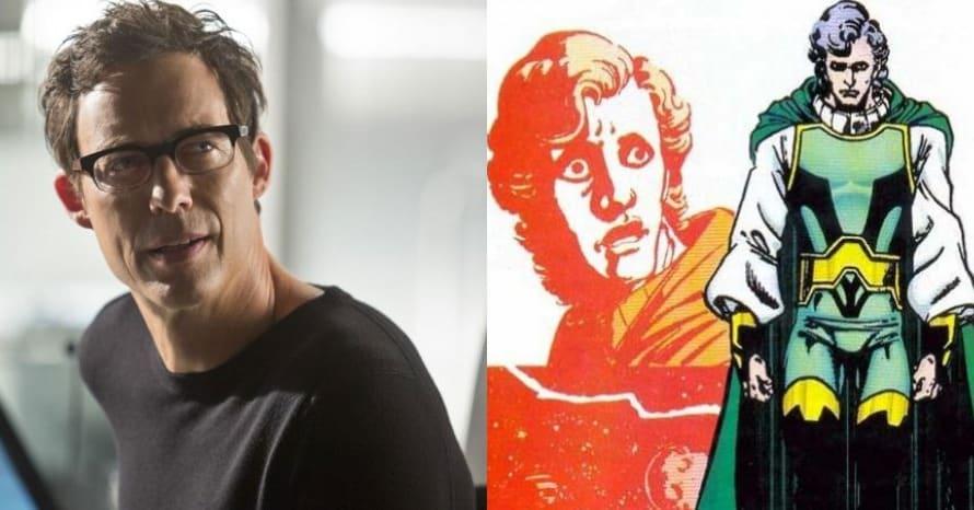 Tom Cavanagh Pariah Crisis On Infinite Earths