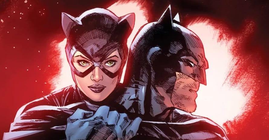 Tom King Batman Catwoman