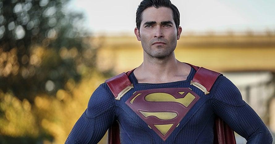 Tyler Hoechlin Superman Lois Lane CW
