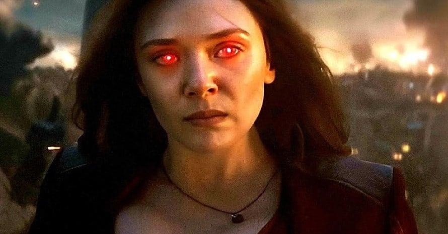 WandaVision Elizabeth Olsen Scarlet Witch Chris Hemsworth Paul Rudd Christophe Beck Ant-Man Avengers: Infinity War