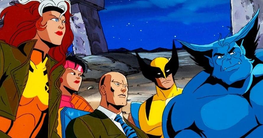 X-Men Marvel Disney Plus