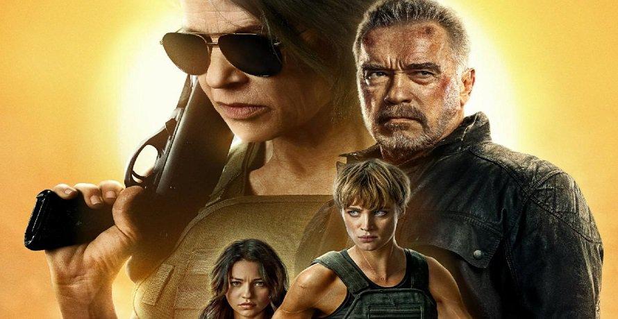 Terminator Dark Fate Poster Connor Tim Miller