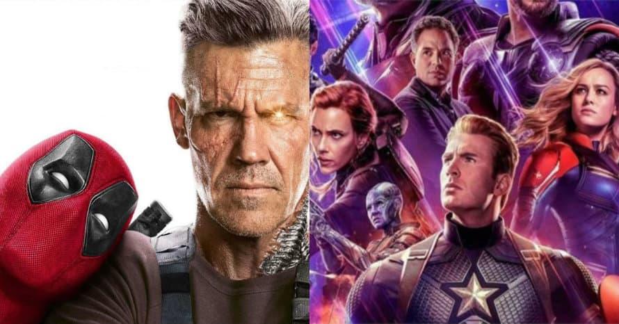 Avengers Endgame Deadpool Cable MCU