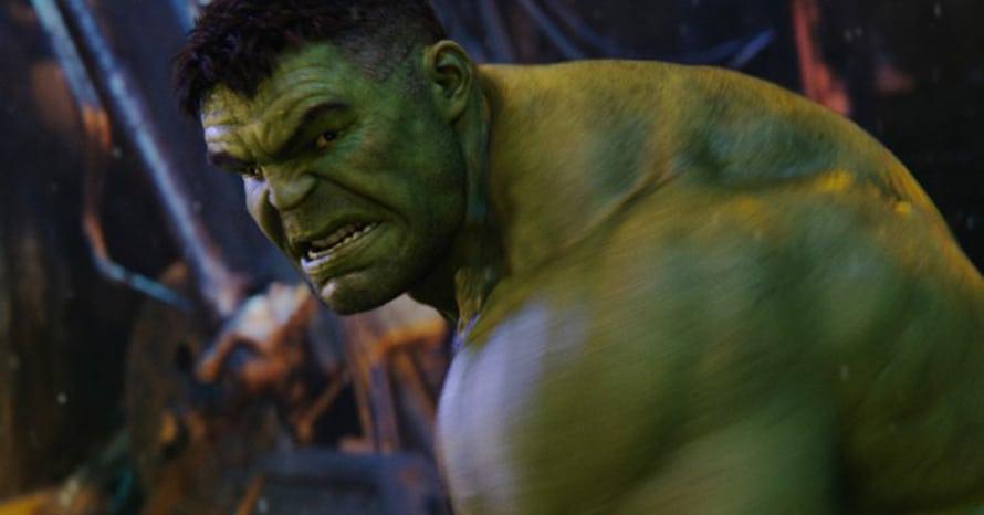Avengers Infinity War Hulk Doctor Strange