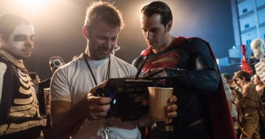 Batman v Superman Justice League Zack Snyder Cut Green Lantern