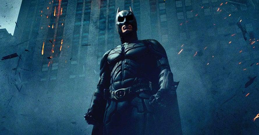 Batman Christian Bale Christopher Nolan