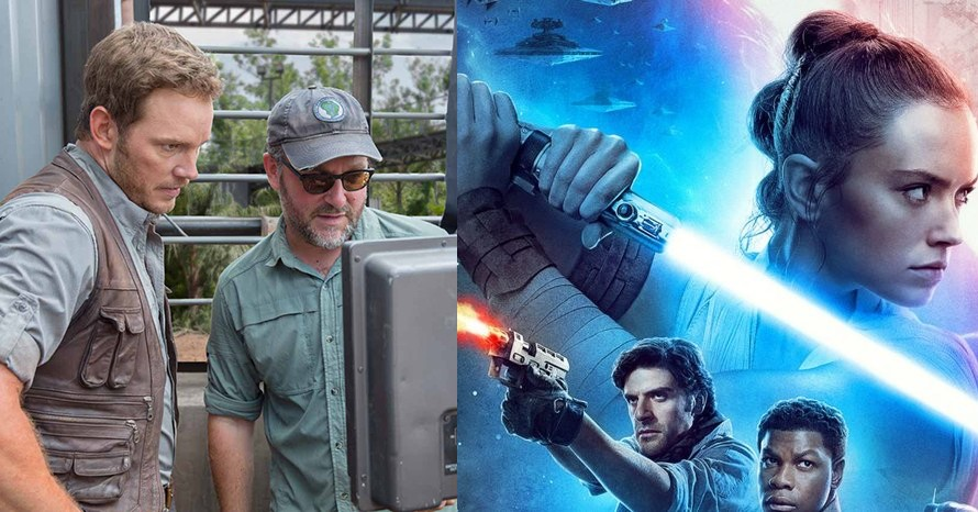 Colin Trevorrow Star Wars The Rise Of Skywalker
