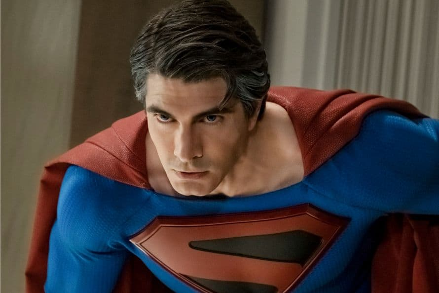 Crisis On Infinite Earths Tom Welling Superman Brandon Routh Kingdom Come