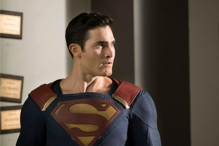 Crisis On Infinite Earths Tom Welling Superman Tyler Hoechlin