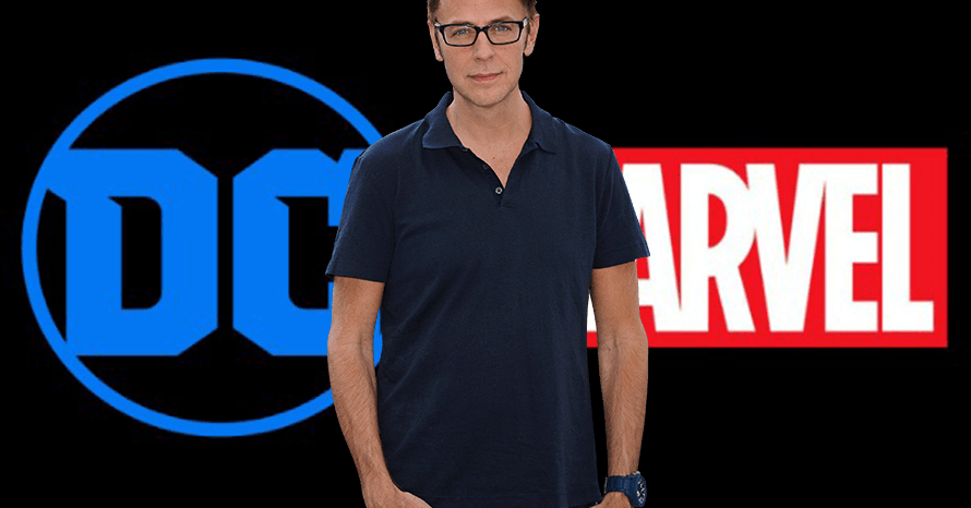DC Marvel James Gunn The Suicide Squad