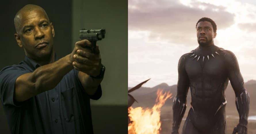 Black Panther's Chadwick Boseman Open To Denzel Washington Joining MCU - Heroic Hollywood