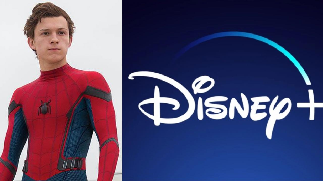 Disney Plus Working On Getting Tom Holland's 'Spider-Man' Films