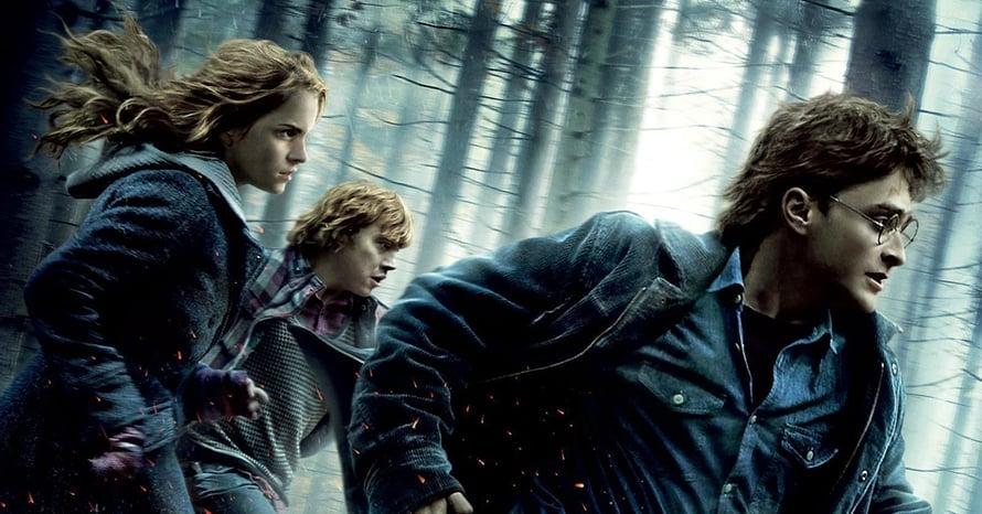 Steve Kloves JK Rowling Harry Potter Tom Felton