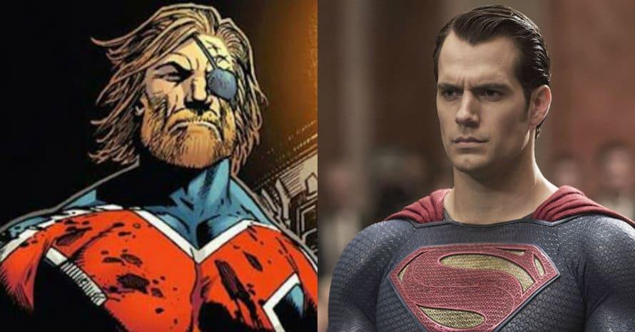 Henry Cavill Superman Captain Britain MCU