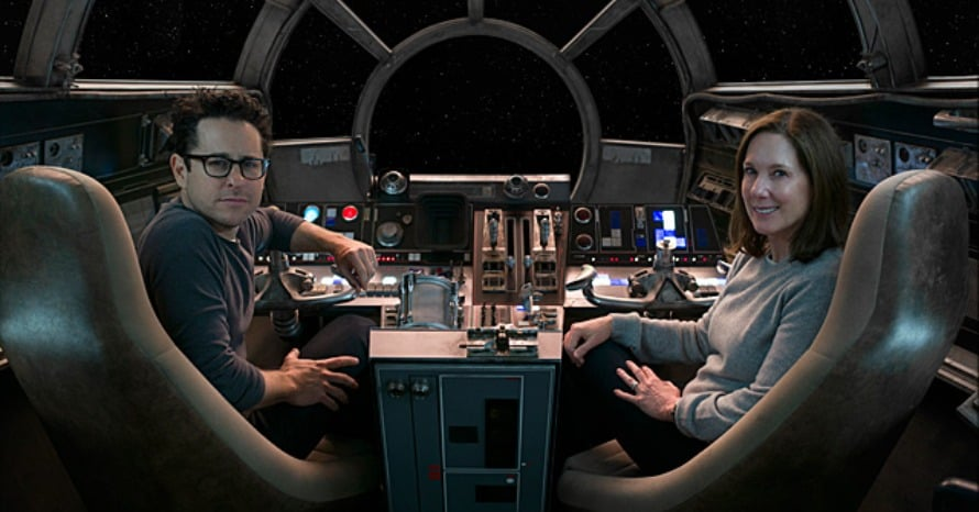 J. J. Abrams Star Wars The Last Jedi The Rise of Skywalker