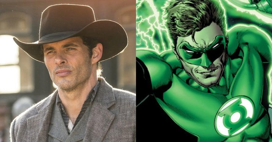 James Marsden Green Lantern HBO Max