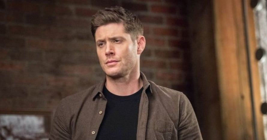 CW Jensen Ackles Supernatural Batman Coronavirus