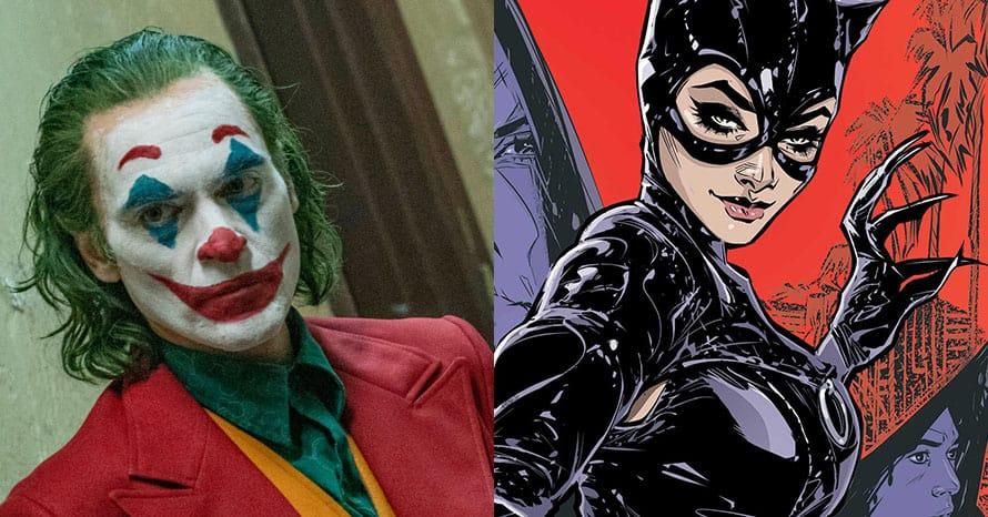 Joaquin Phoenix Joker Catwoman
