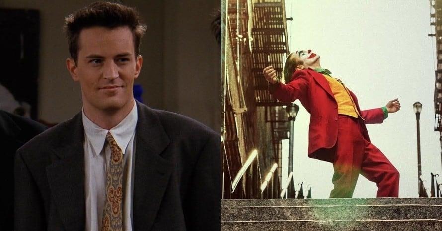 Joker Joaquin Phoenix Friends Matthew Perry