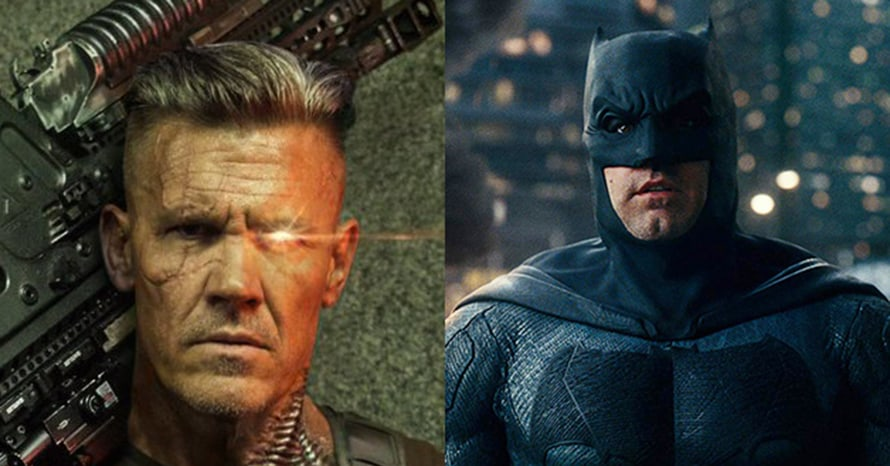 See Avengers Star Josh Brolin Don Ben Affleck's Batman Suit In New Pic - Heroic Hollywood