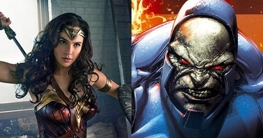 Justice League Darkseid Wonder Woman Zack Snyder Gal Gadot