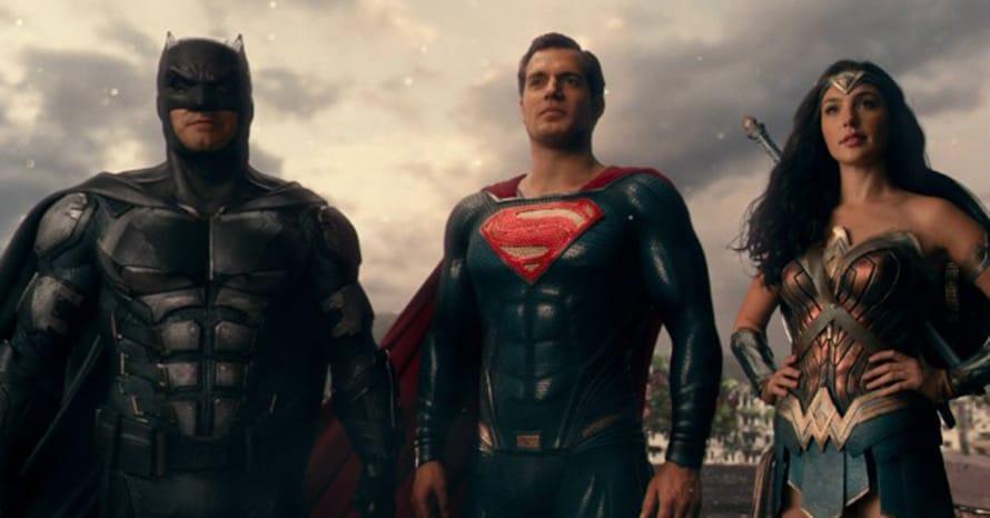 Justice League Zack Snyder Batman Superman Wonder Woman HBO Max Henry Cavill