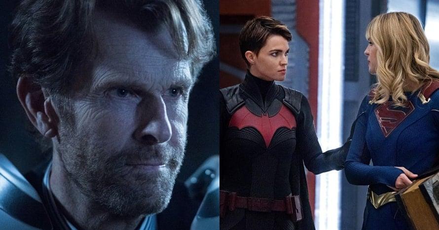 Kevin Conroy Batman Crisis On Infinite Earths Supergirl Batwoman Ruby Rose Melissa Benoist