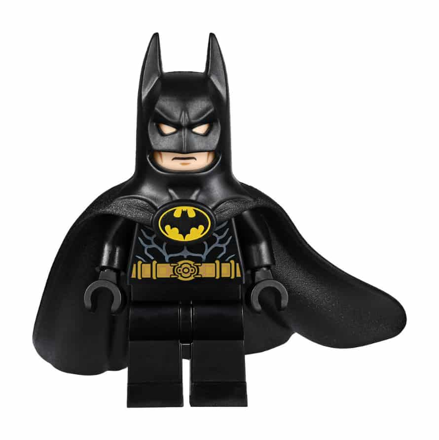 LEGO Batman Batmobile 05 Michael Keaton