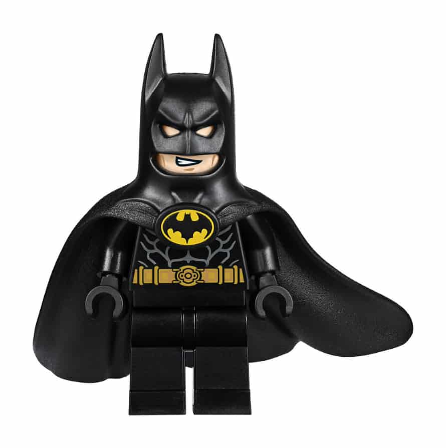 LEGO Batman Batmobile 06 Michael Keaton