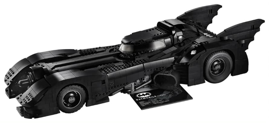 LEGO Batman Batmobile 07