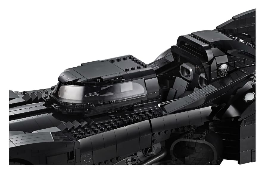 LEGO Batman Batmobile 08 Michael Keaton