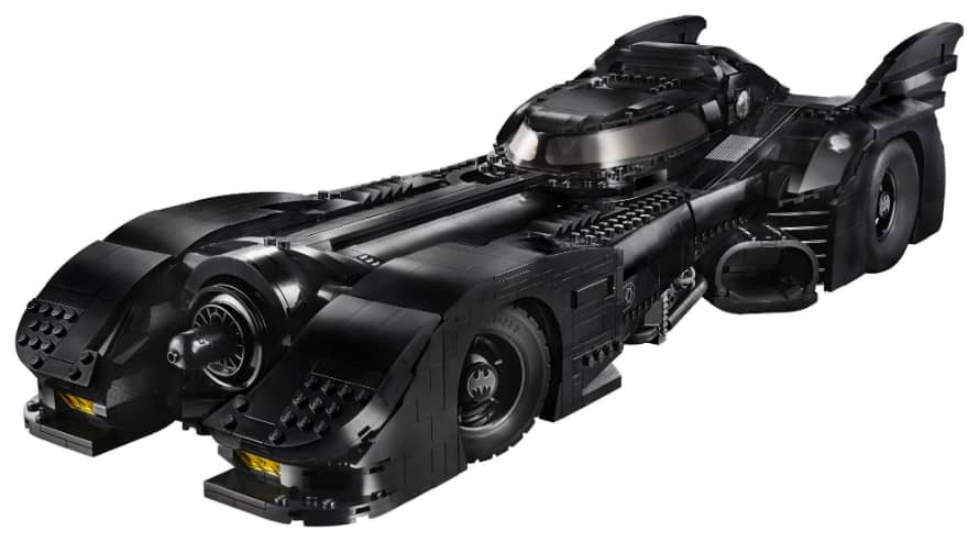 LEGO Batman Batmobile 11 Michael Keaton