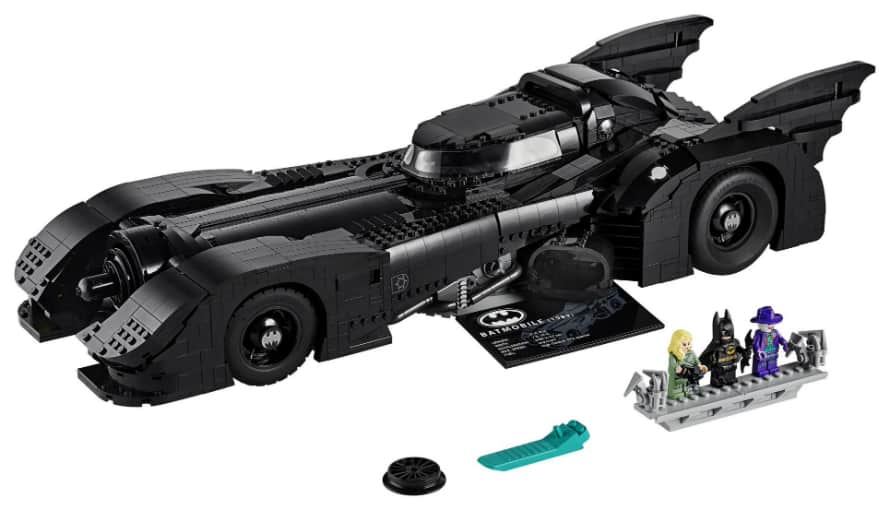 LEGO Batman Batmobile 12 Michael Keaton