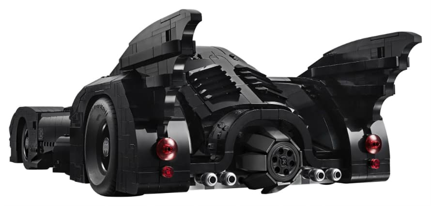 LEGO Batman Batmobile 13 Michael Keaton
