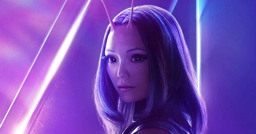 Mantis Avengers Endgame Guardians of the Galaxy