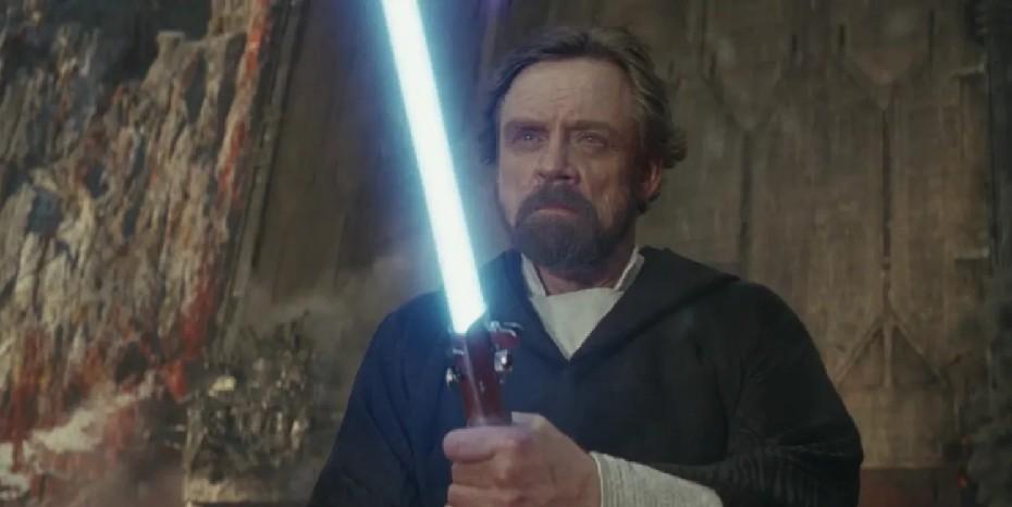 Mark Hamill Disney Star Wars The Rise Of Skywalker