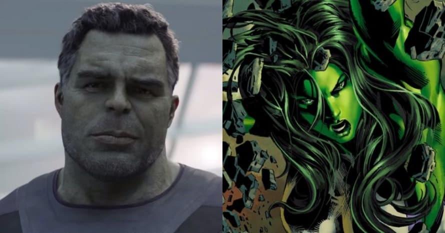 Mark Ruffalo Hulk She-Hulk Disney Plus