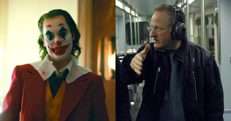 Michael Mann Joaquin Phoenix Joker