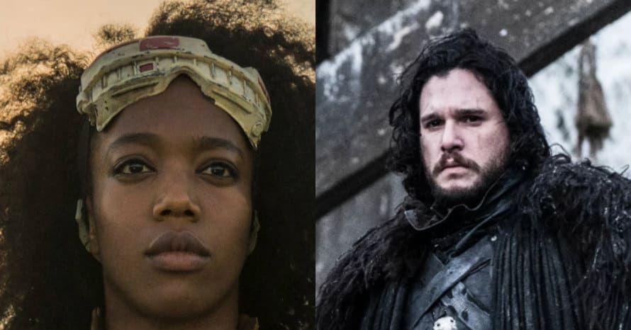 Naomi Ackie Game of Thrones
