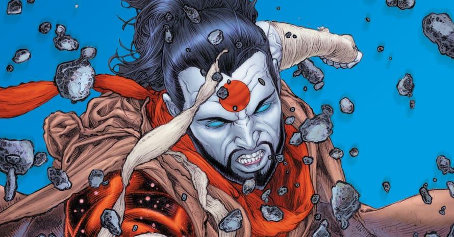 Rai Valiant Comics Cover