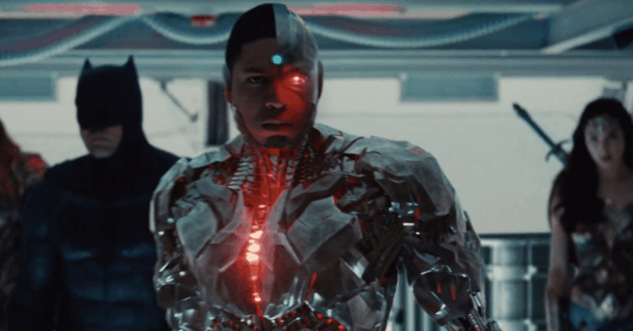Ray Fisher Zack Snyder Cut Justice League Cyborg
