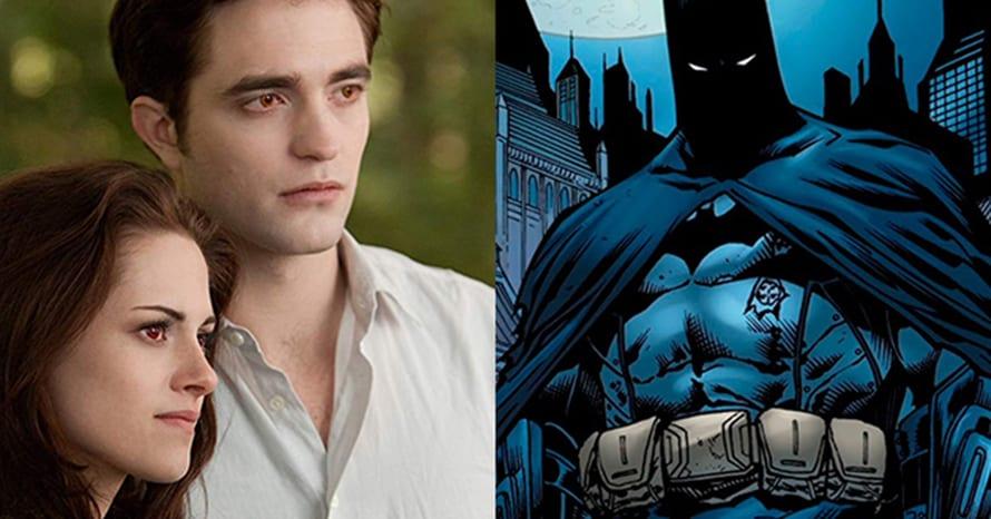 Robert Pattinson Kristen Stewart Batman Joker