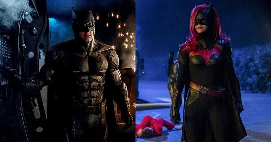 Ruby Rose Batwoman Ben Affleck Batman