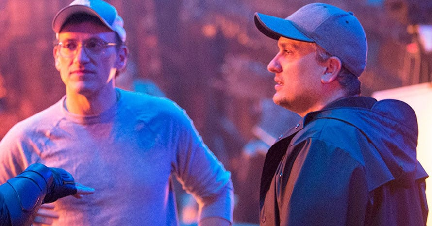 Russo Brothers Martin Scorsese Marvel